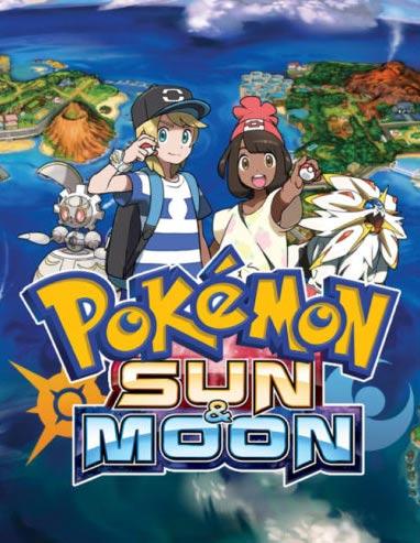 покемон солнце и луна