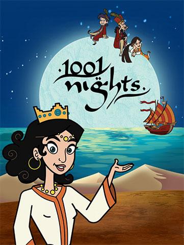 1001 ночь мультфильм скачать торрент