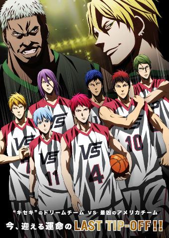 баскетбол куроко последняя игра смотреть бесплатно