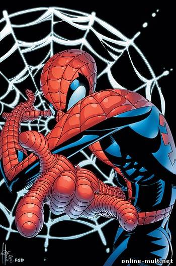 мультик человек паук все серии смотреть онлайн бесплатно: